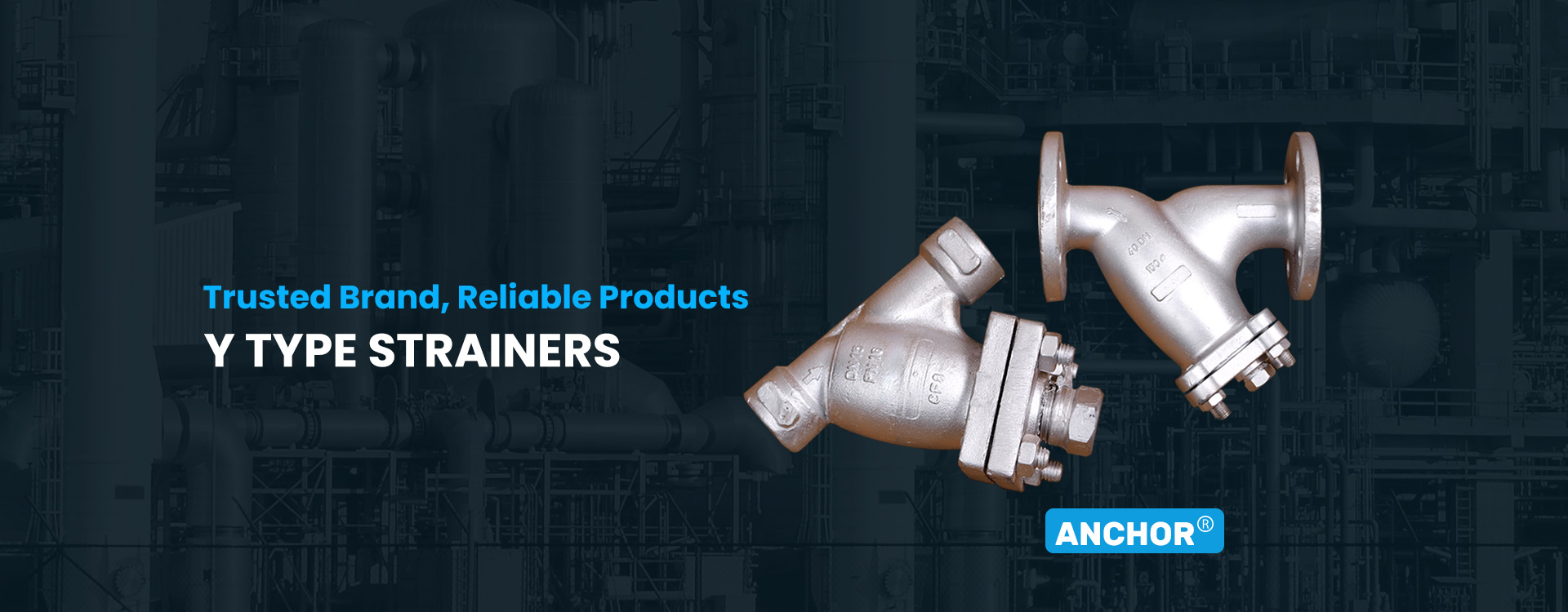 Y- Strainers Exporters, Y- Type Strainers at Best price in India