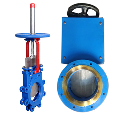 Knife Edge Gate Valves exporter in Salem